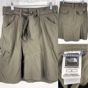 North Face Horizon Utility Skirt Green Athletic 4